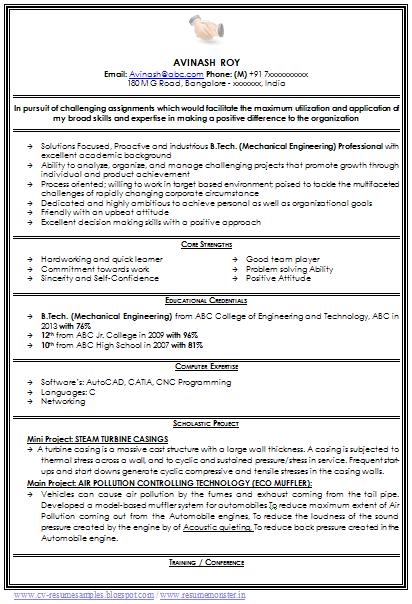 Image result for the best cv sample doc | Job resume | Pinterest ...