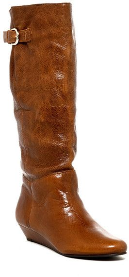 97a964dcff1 Steven By Steve Madden Intyce Wedge Boot