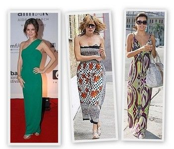 How to style a Maxi dress for a petite figure. This will be ...