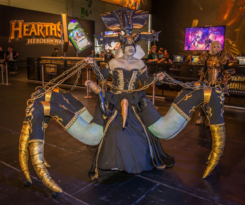 Blizzard Costume Winners 2014 2 Cosplay Best Cosplay Costumes