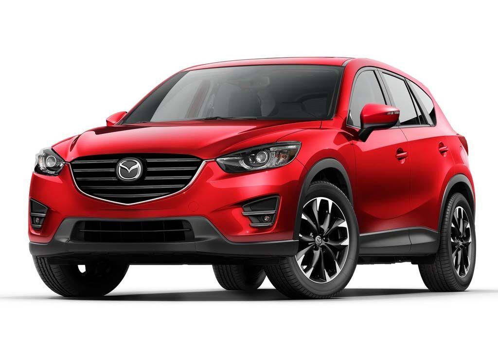 2016 Mazda CX5 Changes
