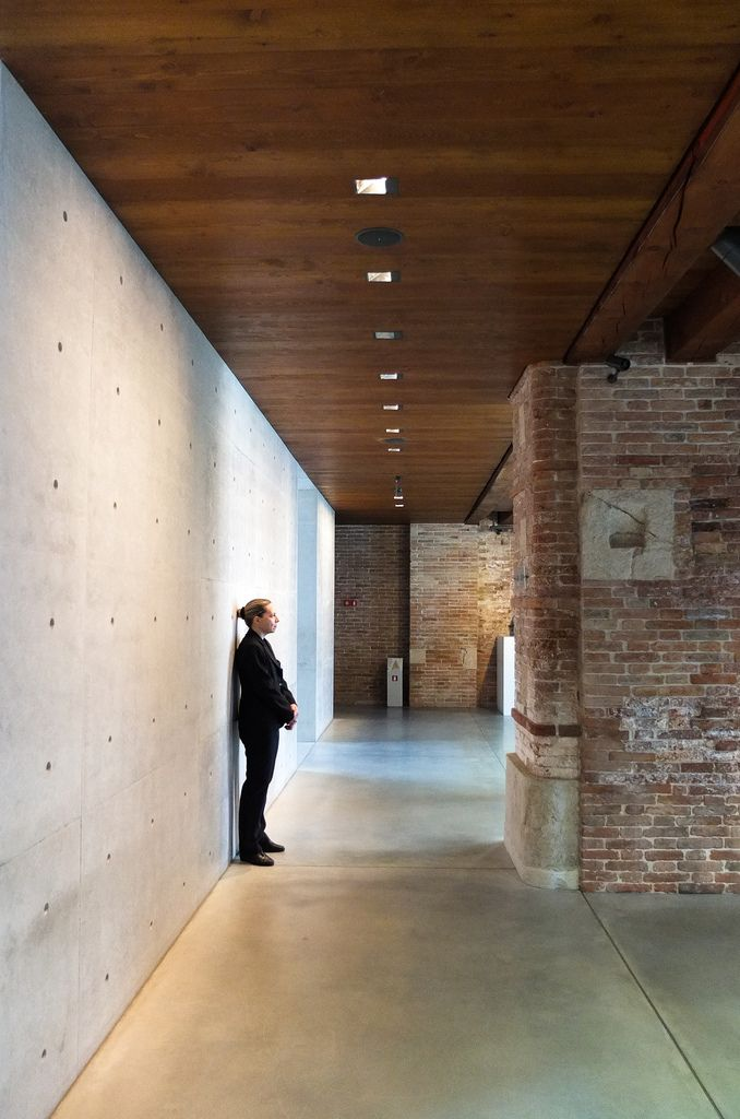 Punta della Dogana Renovation, Francois Pinault Foundation   por aquillar