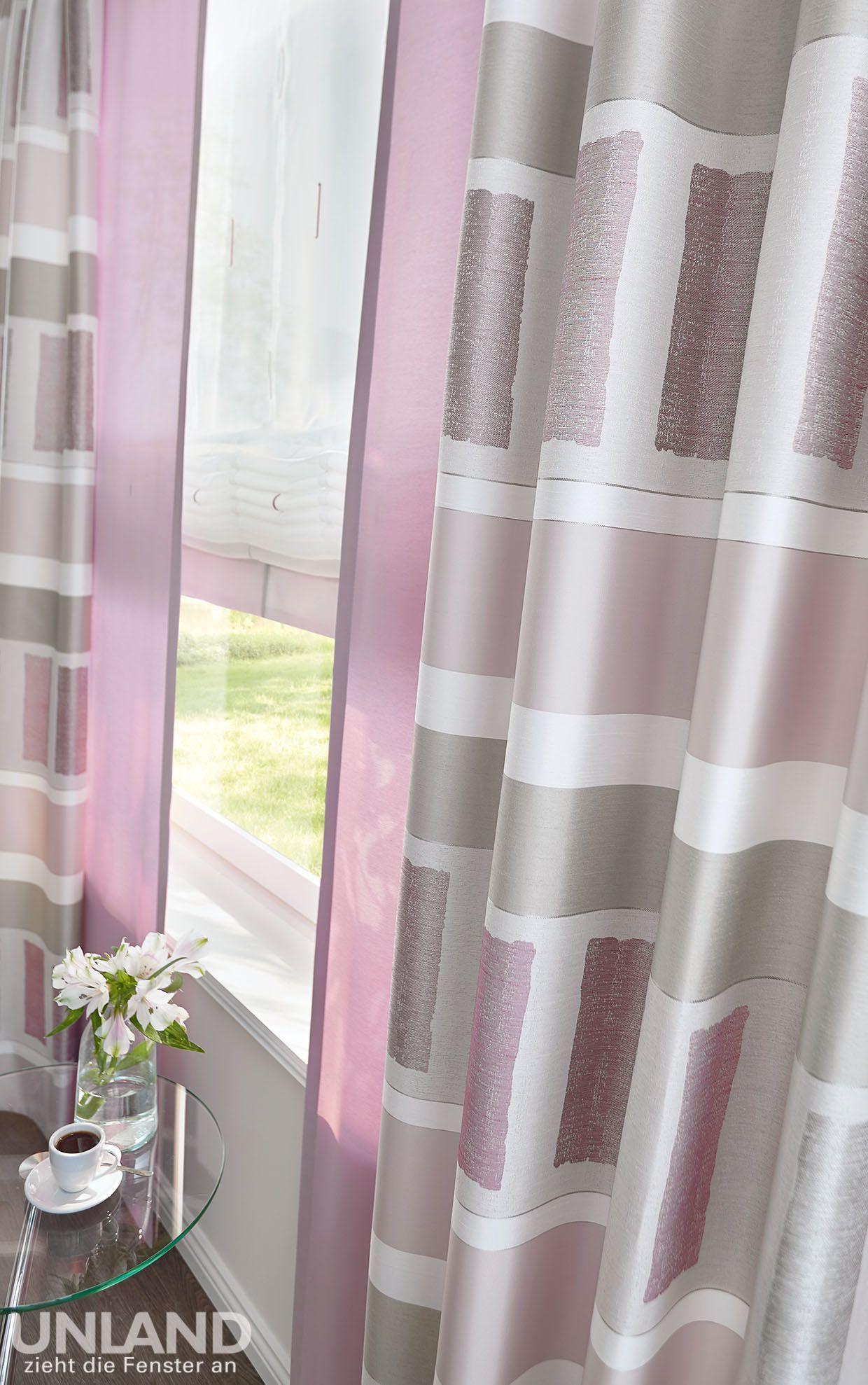 Loodveter 100 Gram.Unland Mauve 003 Vorhang Fensterideen Gardinen Und Sonnenschutz