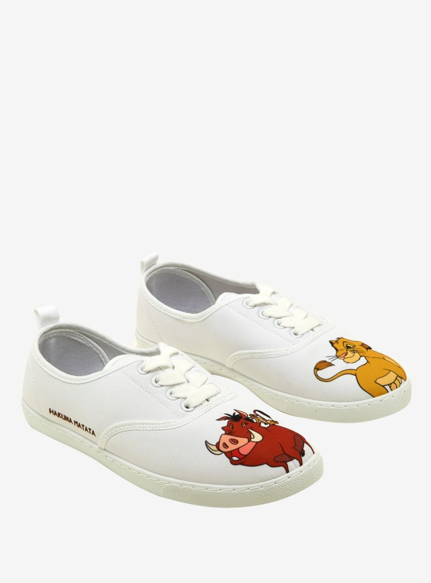 Disney The Lion King Besties Lace-Up