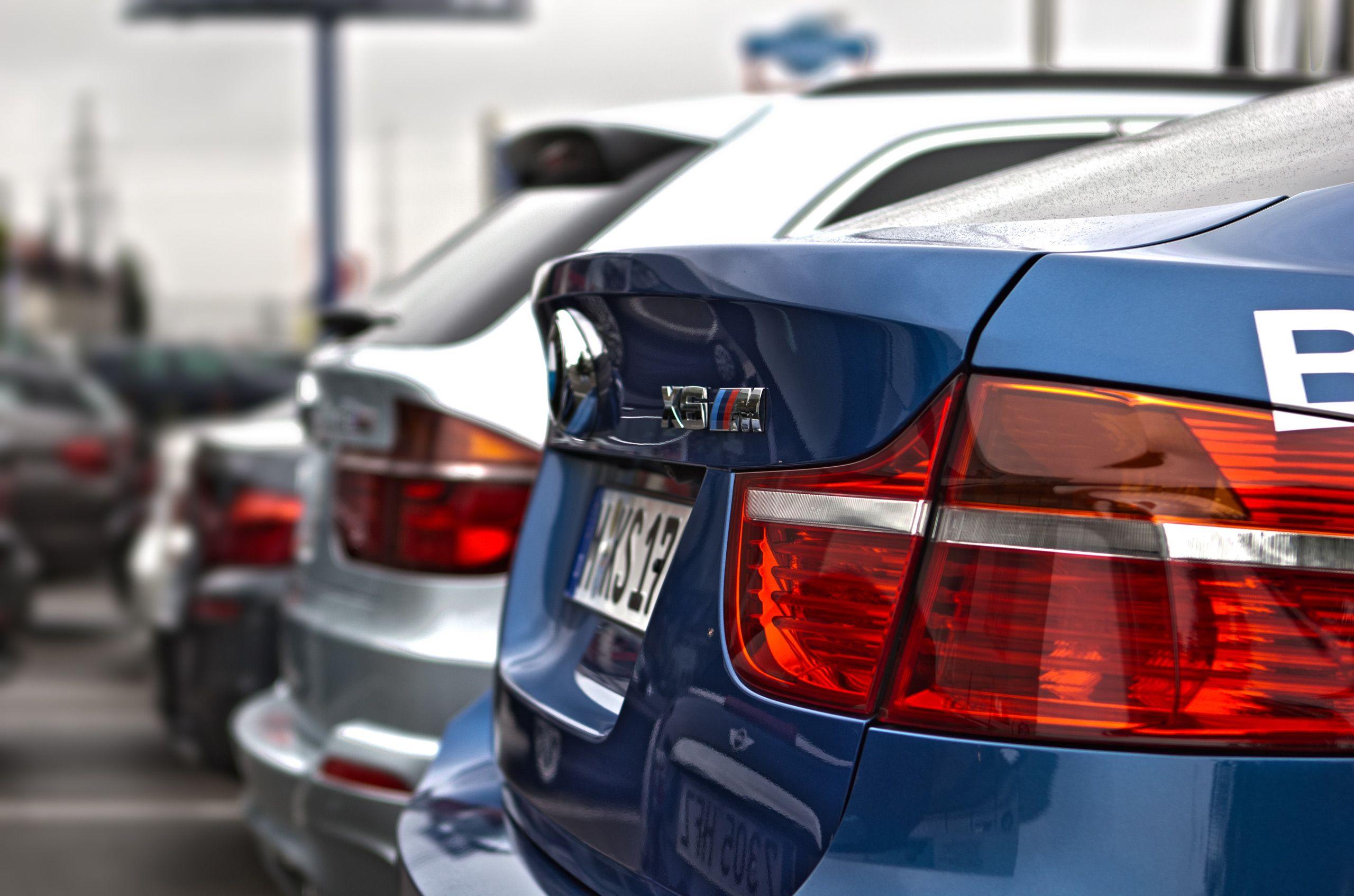 Zaga de BMW X6M en Autosa