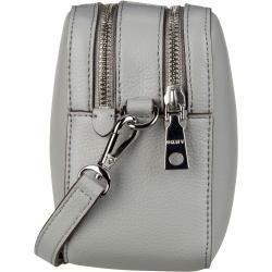 Dkny Umhängetasche Whitney Pebble Camera Bag Grey Melange Dkny
