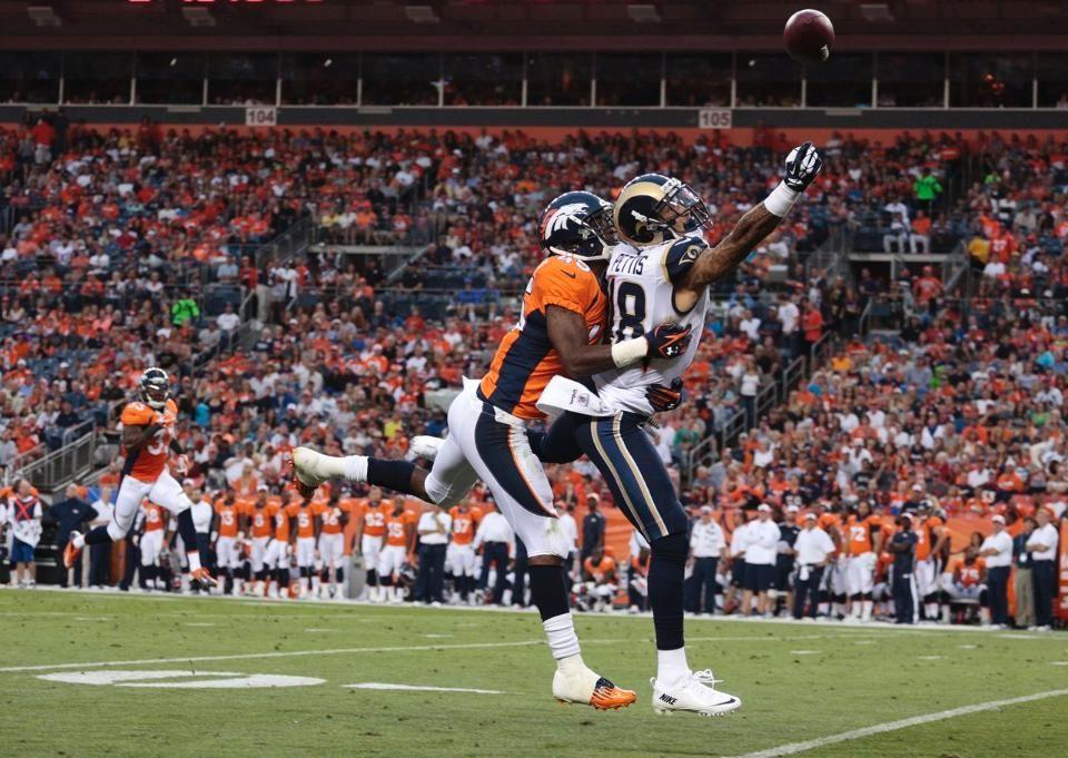 Broncos vs. Rams Gallery Broncos, Broncos preseason