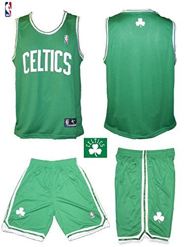 99164fa51 NBA Basketball Jersey and Shorts M Mens BOSTON CELTICS -- Check out this  great product.