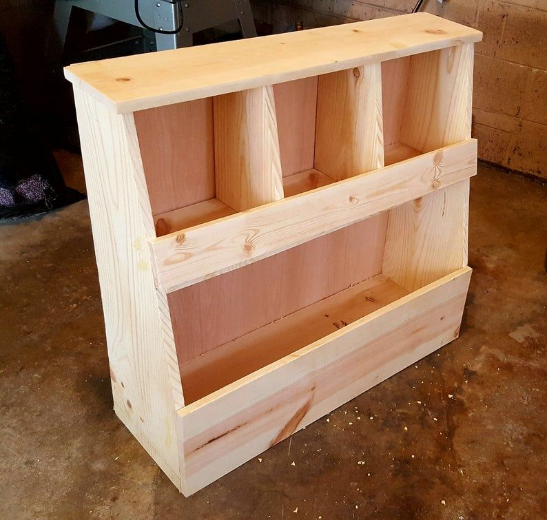 Toy Storage Bin Plan / Bin Pattern / Wood Toy Storage Bin / crafts sotage bins plan/Storage bin plan/wood pattern/pdf plan/bin plan/bin pdf