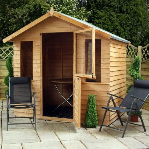7 x 5 traditional stable door summerhouse dream garden and gardens