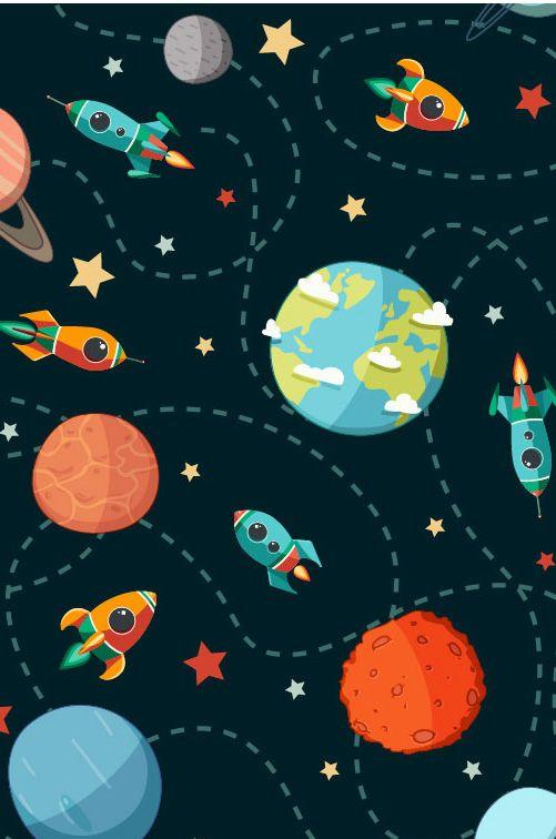 Gravity Falls Bill Cipher Wallpaper Hd Planetas Y Cohetes Papeles Murales Infantiles Fondos