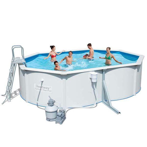 piscine acier ronde 3.66 x 1.22 m