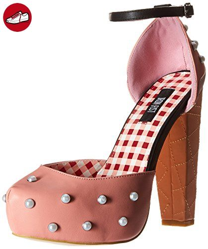 Iron Fist Peaches & Cream Platform, Damen Mary Jane Halbschuhe, Pink (Pink), 40 EU (7 Damen UK)