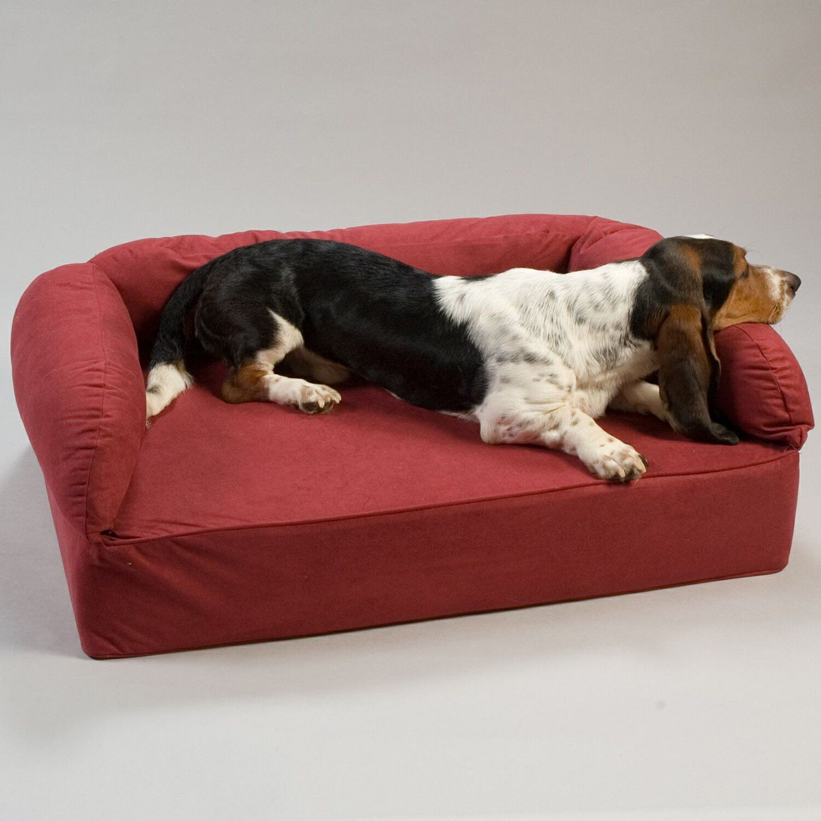 Incredible Snoozer Luxury Dog Sofa With Memory Foam Peat In 2019 Download Free Architecture Designs Fluibritishbridgeorg