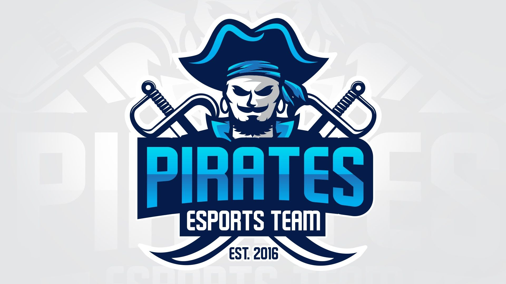 Adobe Illustrator CC Tutorial ESports / Sports Logo for