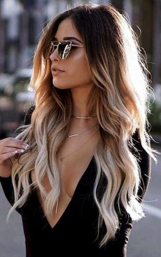 Amazing Summer Hair Colors For Brunettes 2019 Color De Cabello De Verano Coloración De Cabello Tintes De Cabello