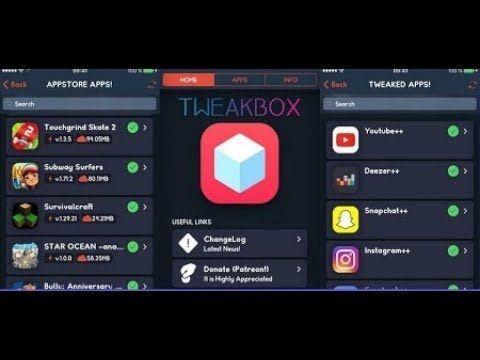 Tweakbox Android Download, TweakBox is basically an app