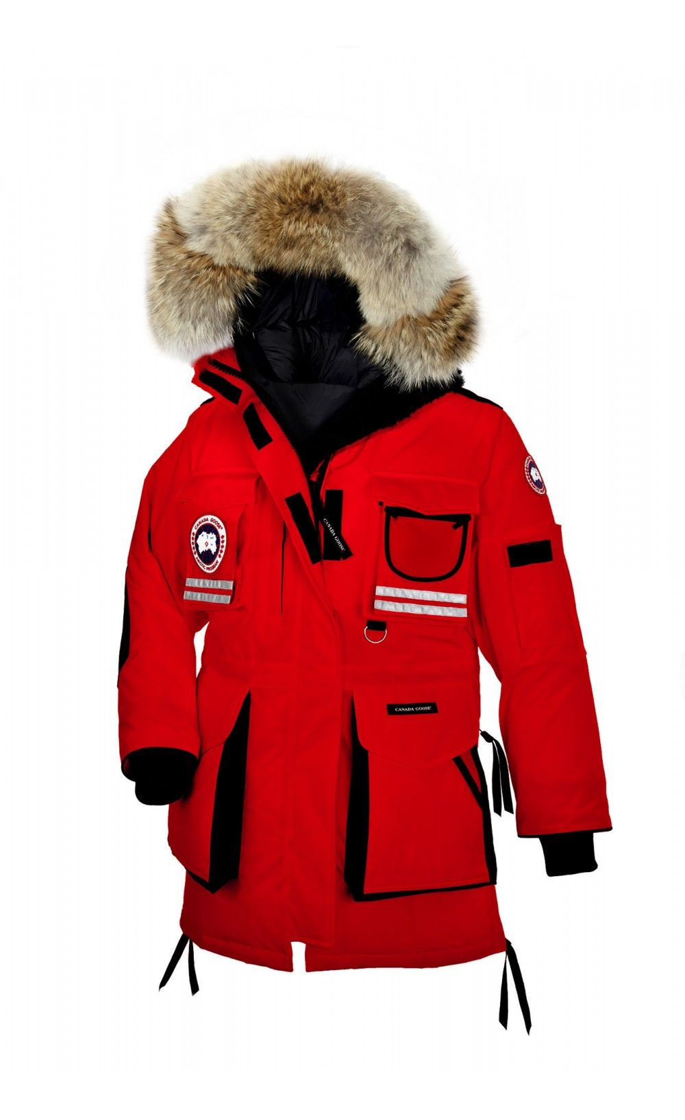 Canada Goose Snow Mantra Parka Red Women Canada Goose Women Canada Goose Jackets Canada Goose Parka