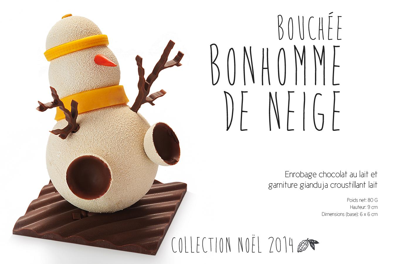 Sujet Chocolat #Noel Vincent Guerlais