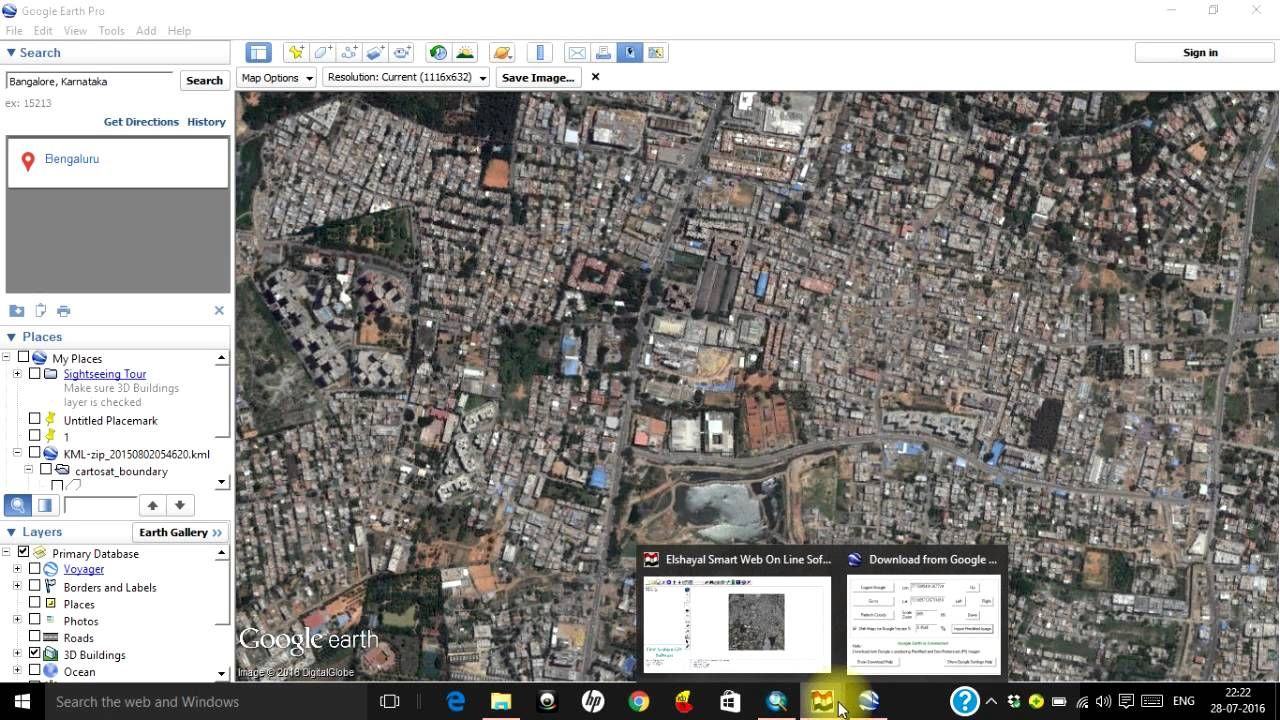 Download Very High Resolution Georeferenced Satellite Image Satellite Image Photo High Resolution