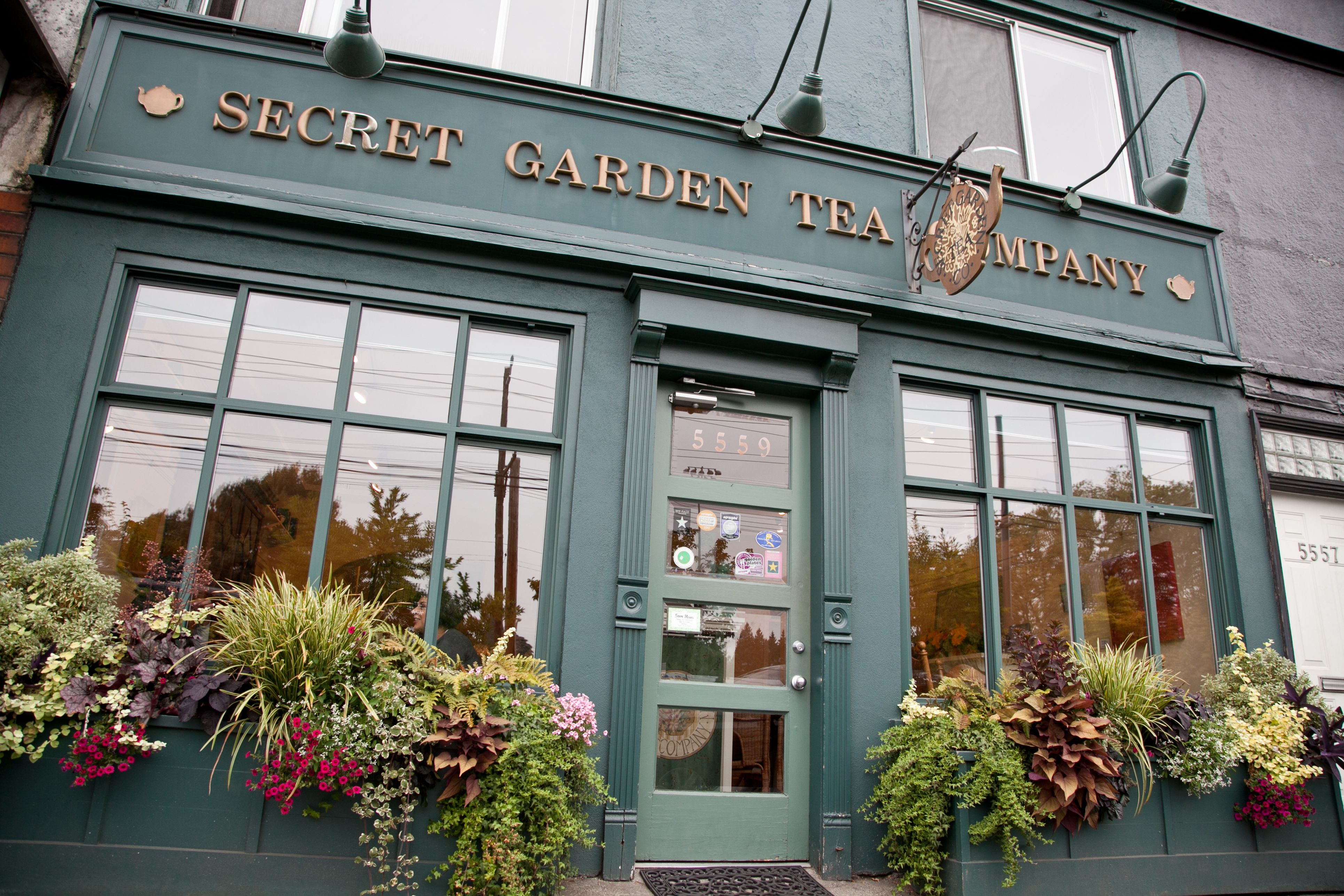 Visit   Secret Garden Tea Company