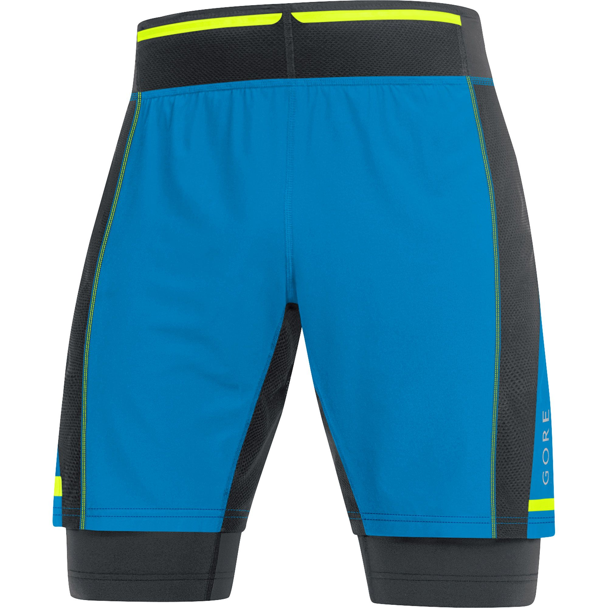 Gore Running Wear Men39s Visibility Active Shell Vest Neon Yellow Fueltbelt Mens Medium Http Ridingjerseyscom