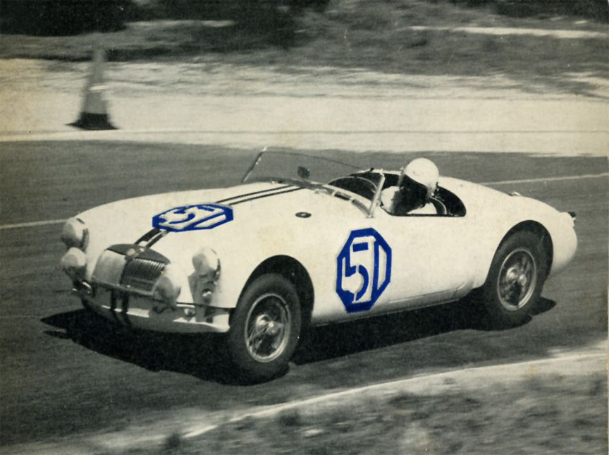MGA Race look 2.jpg | Mga | Pinterest | Le mans, Cars and Classic ...