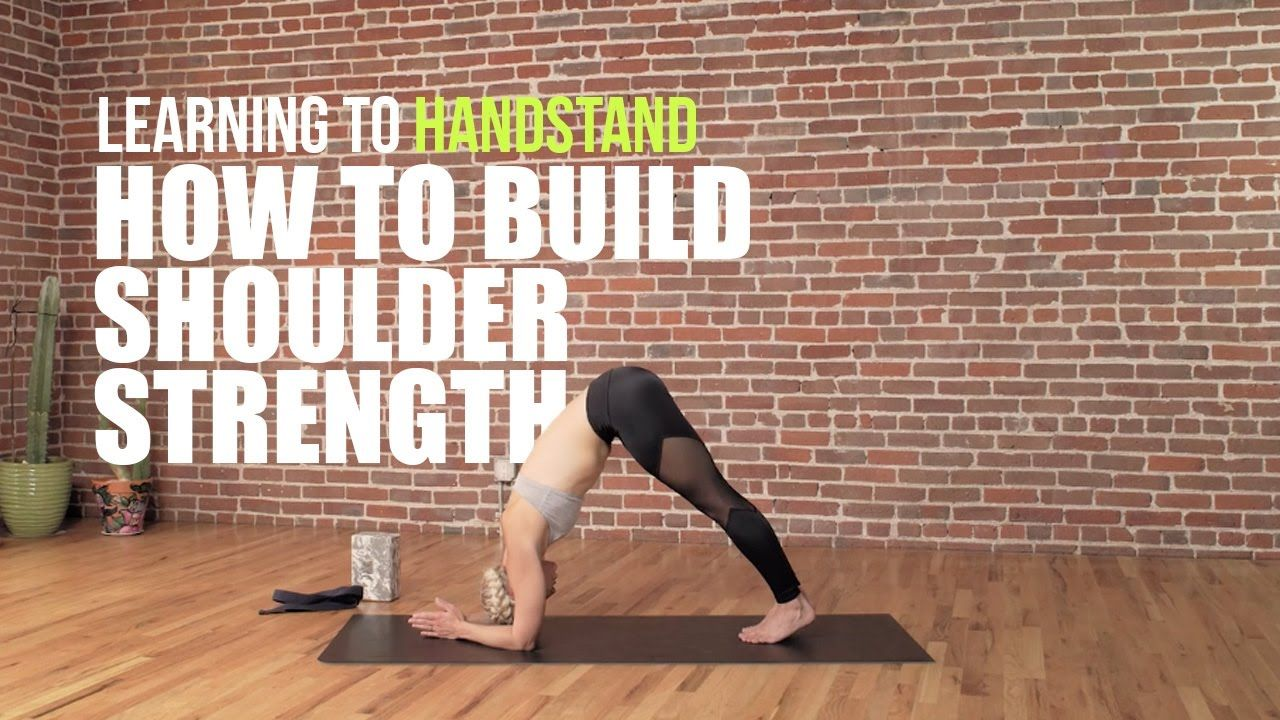 Learn How to Do a Handstand 15Minute Class for Finding