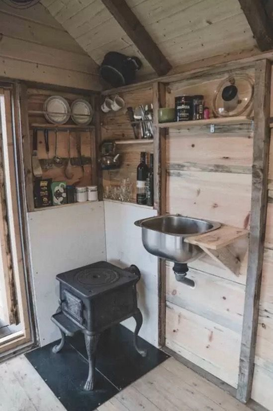 Tiny Cabin in Norway 008 | Tiny houses | Pinterest | Tiny cabins ...