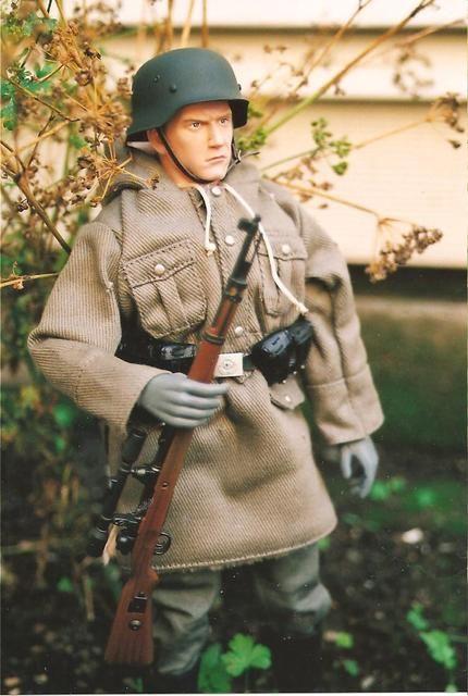 Dragon Ww2 1 6 Scale German Sniper Max Winzel Ww2 Germany