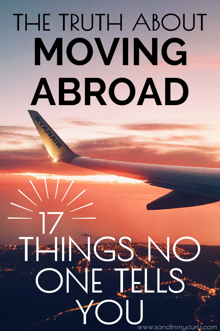 The Truth About Moving Abroad and Starting Over