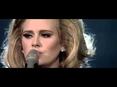Adele Make You Feel My Love Live On Letterman Youtube