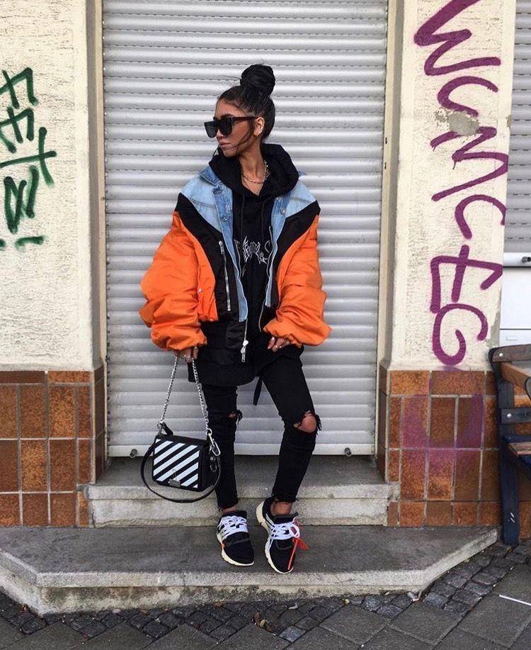hypebae @blvckd0pe womens streetwear fashion streetwear  damen streetwear c 1_21 #1