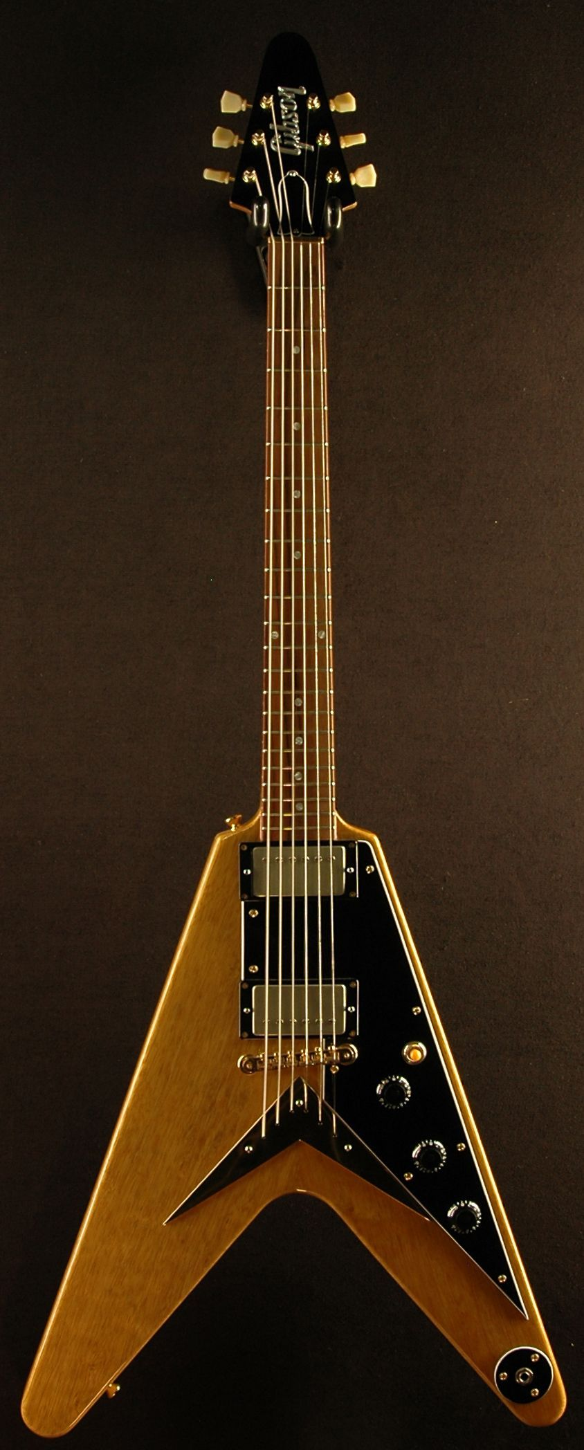 Gibson Flying V #vintageguitars