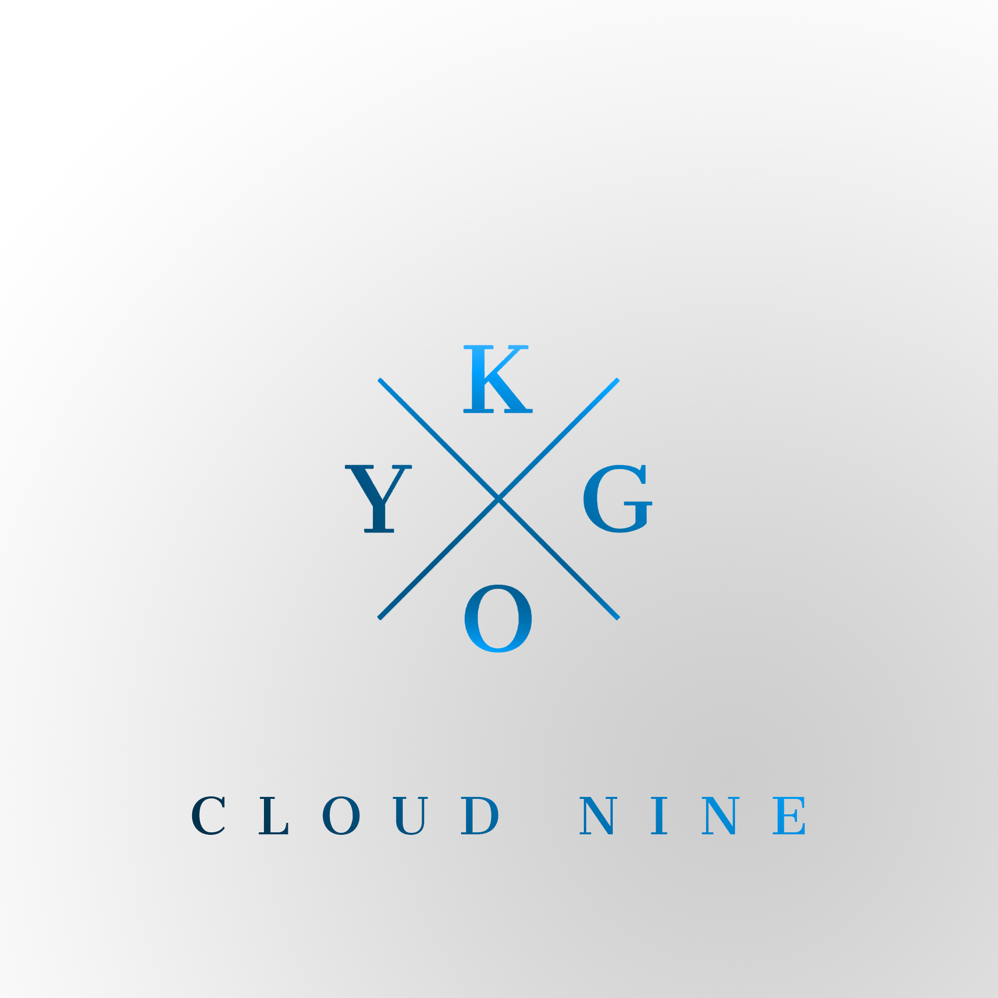 Cloud Nine Alternative Album Art Kygo Album Art Kygo Logo Clouds