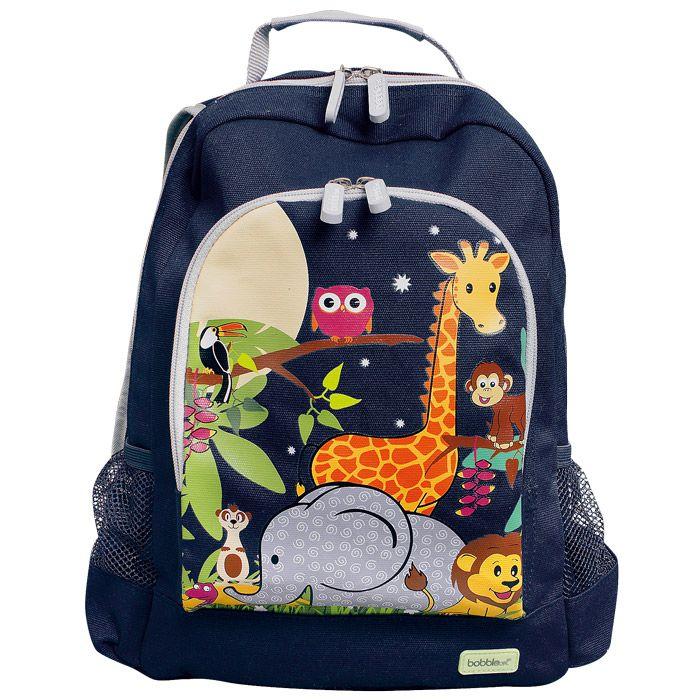 14b6b4a3511 Bobble Art - Rush - Kids Backpack - Kids Bag - Boys Backpack - Toddler  Backpack