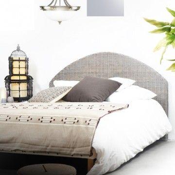 Tête De Lit En Kubu 160 Louison Bedroom And Bathroom Bed