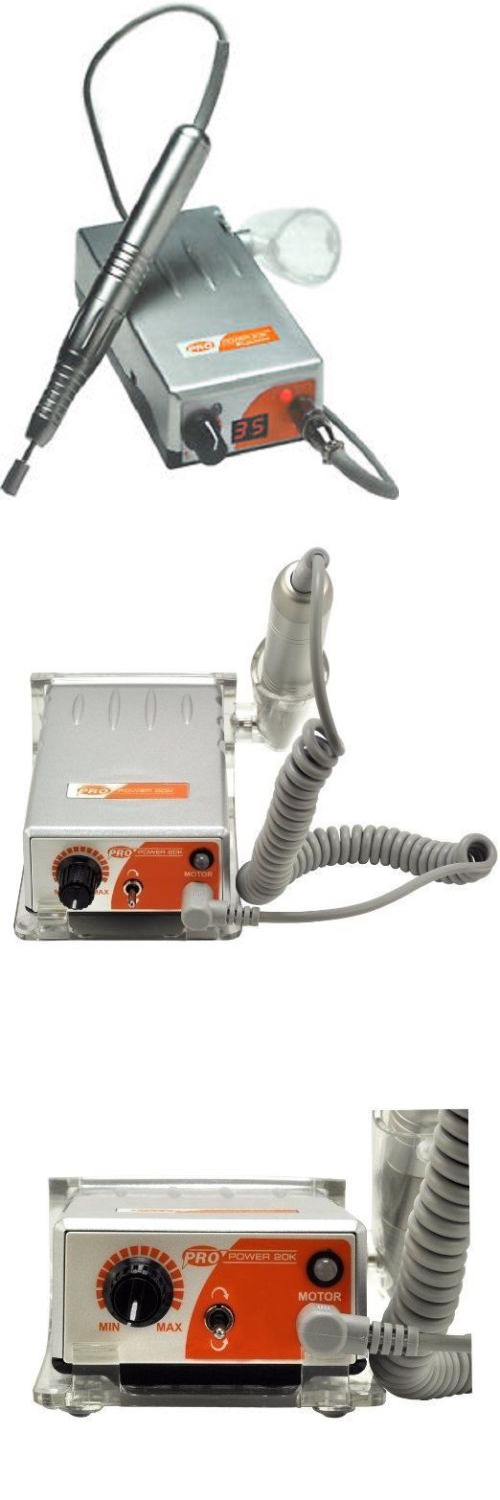 Electric Files and Tools: Medicool Pro Power 20K Rechargeable Nail ...