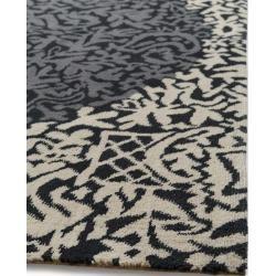 Photo of benuta Naturals Wollteppich Nesta Anthrazit/Beige 140×200 cm – Naturfaserteppich aus Wollebenuta.de