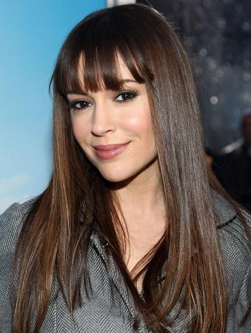 Semi Formal Hairstyles For Long Hair Long Hair With Bangs Straight Hairstyles Hair Styles