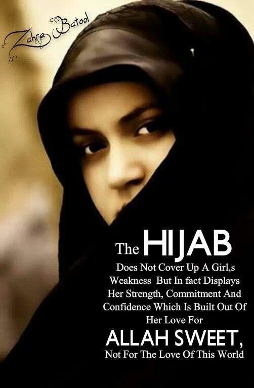 sweet hijabi