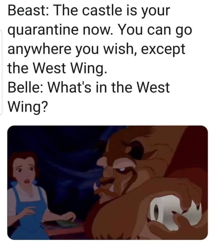 Amazing Disney Coronavirus Memes to Help You Chuckle in the Darkest Times | Inside the Magic