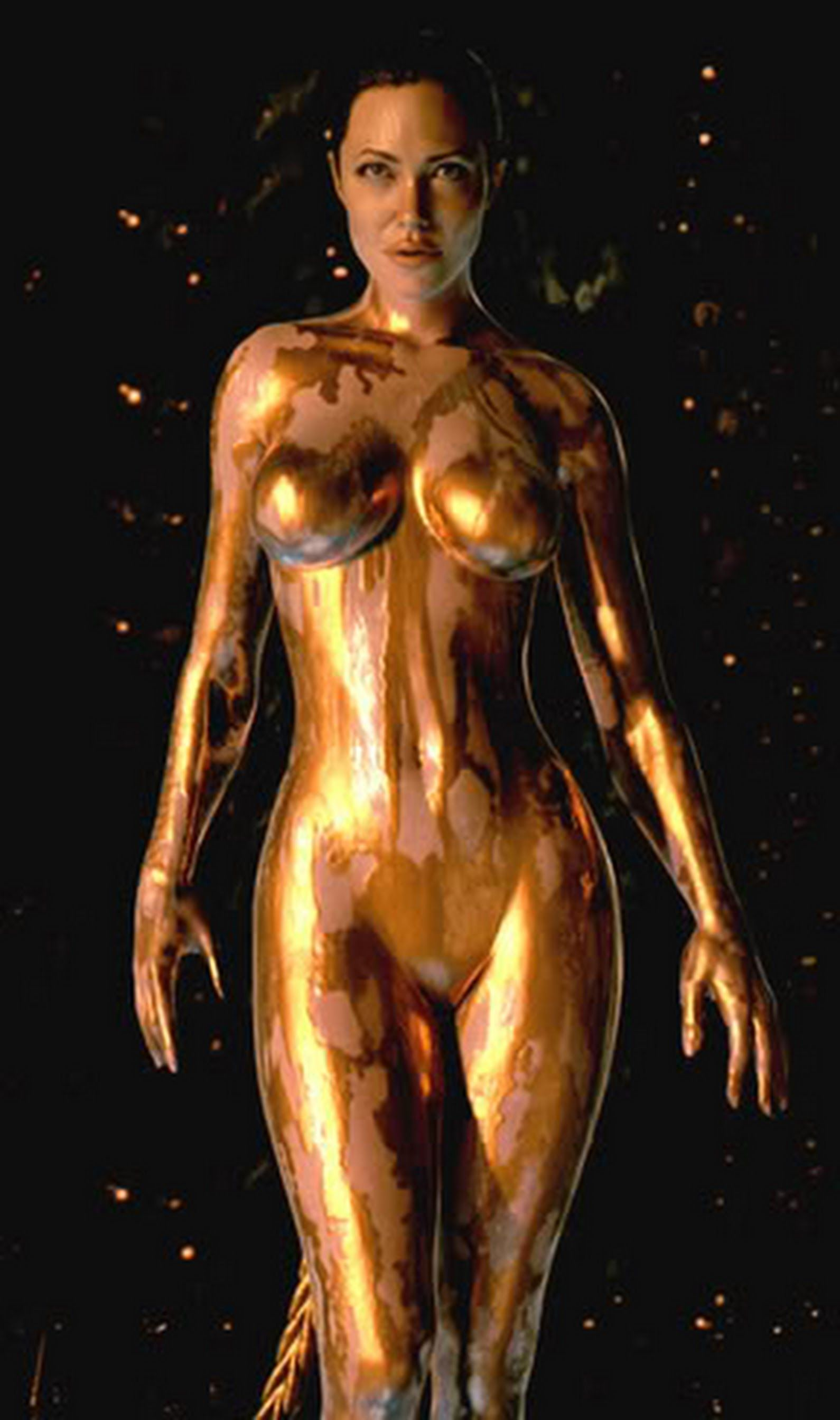100 Images of Angelina Jolie Beowulf Hot