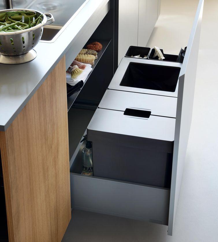 Oeko Universal waste system peka Kitchen bin, Kitchen