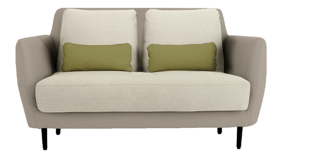 ELLA 2-Sitzer-Stoffsofa
