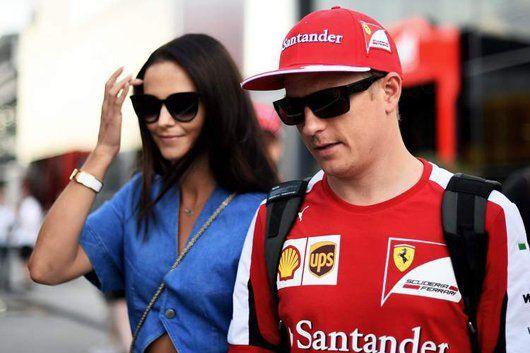 キミ・ライコネン、8月にイタリアで結婚式  [F1 / Formula 1]