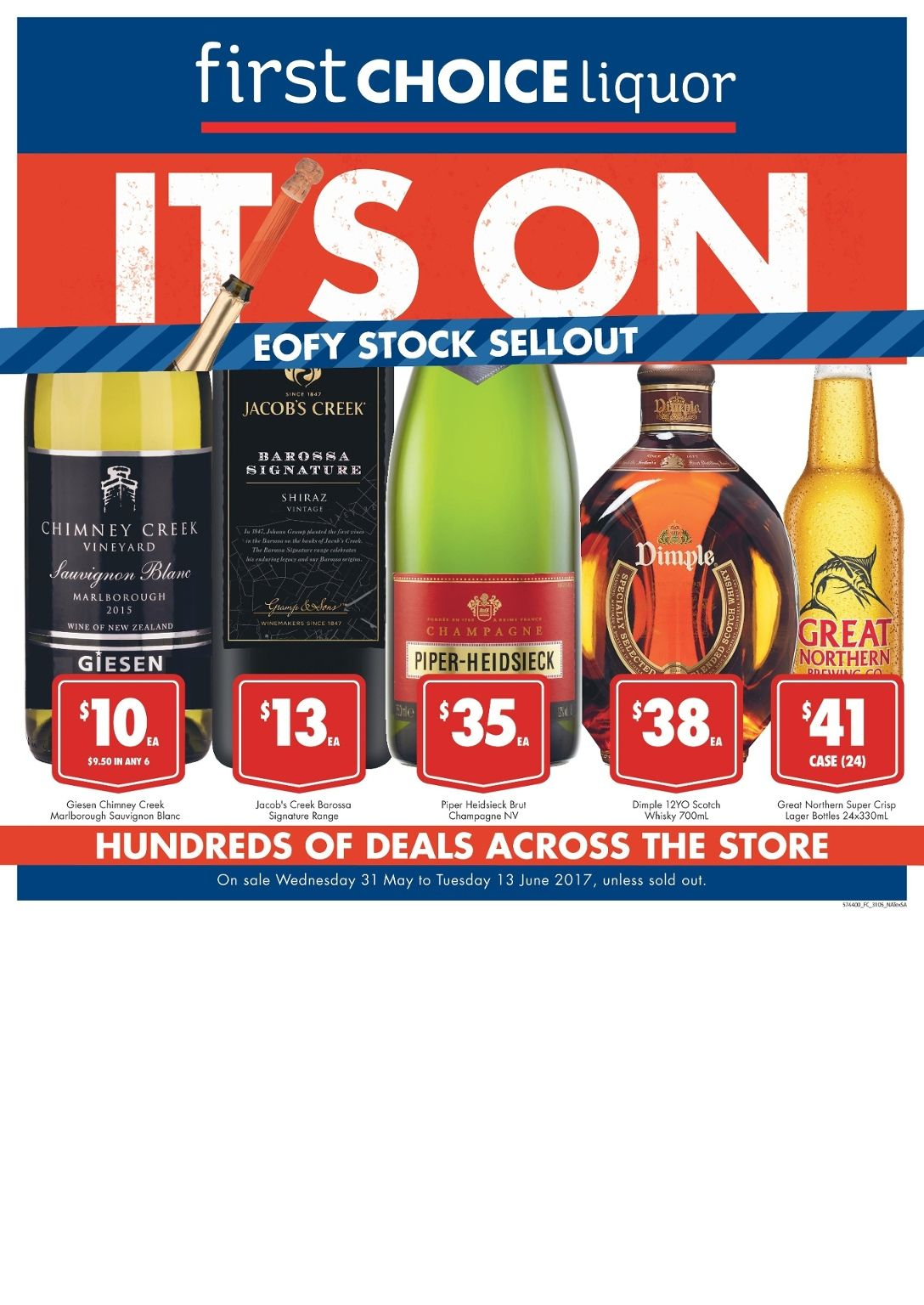First Choice Liquor Specials 31 May 13 June 2017 Http Olcatalogue Com Fcl First Choice Liquor Html Weekly Specials Grocery Catalog
