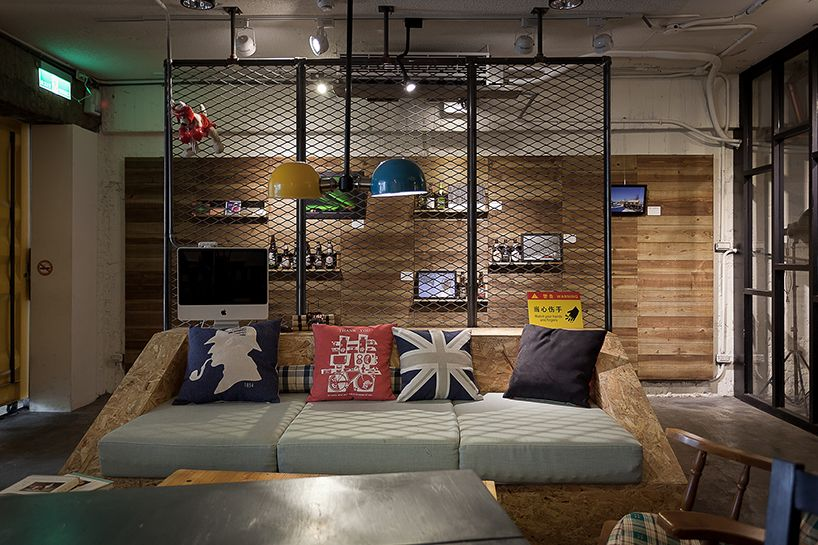 Wash Coffee Hybrid Interior Created By Formo Design Studio With