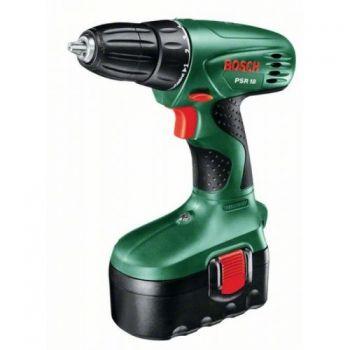 Bosch Psb Li 2 1800 18v Cordless Drill With Spare Battery Case In 2020 18v Cordless Drill Cordless Drill Drill