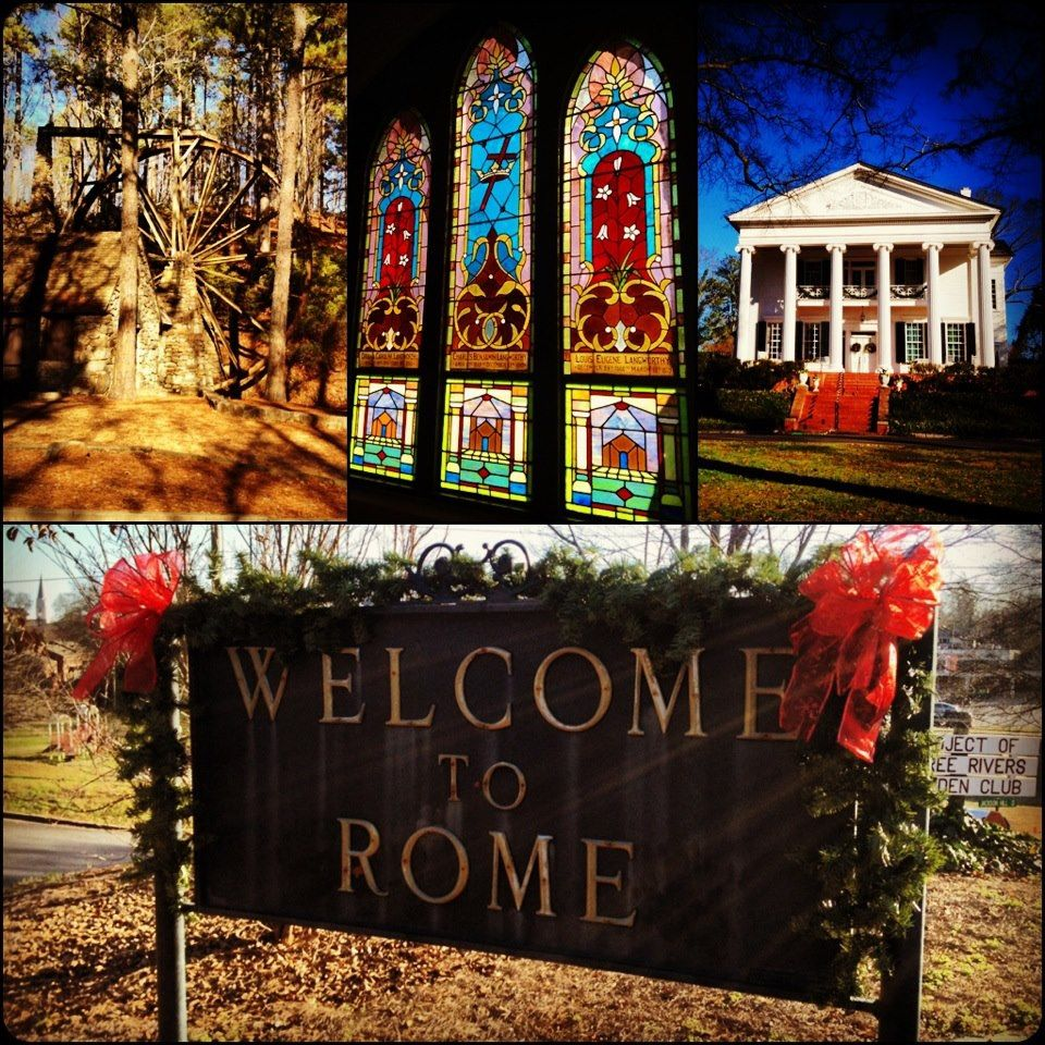 Visit Where My Grandparents Were Born Rome Georgia Rome